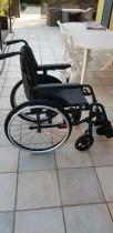 Fauteuil roulant INVACARE Action 3 NG pliant